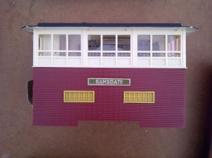 Hornby Signal Box Ramsgate, found at Plough Lane