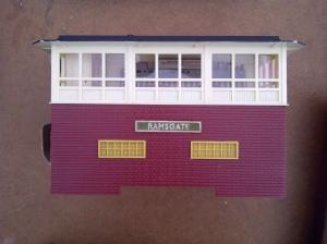 Hornby Signal Box Ramsgate, found at Plough Lane