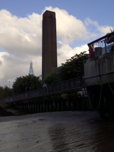 Tate Modern from the River Thames