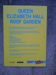 Queen Elisabeth Hall Roof Garden
