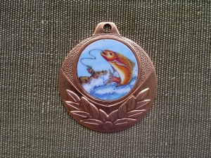 A Bronze Medal For Fishing