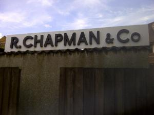 R Chapman & Co, Ware. Traditional Cane Rod Makers