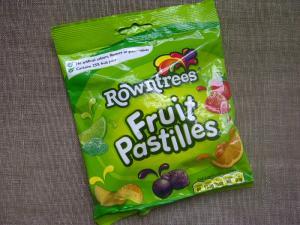 Fruit Pastilles as barbel bait whatever next?