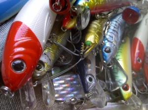Lures for natural born killers