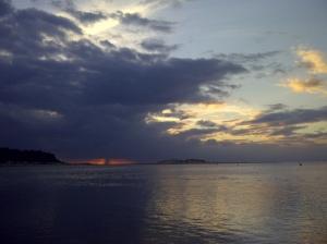 Before the storm, North Norfolk Coastal Path