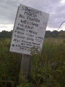 Stanroom's Marsh near Cley