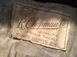 R Chapman of Ware, rod bag