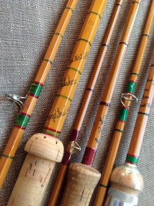 Hardy Cane Rods