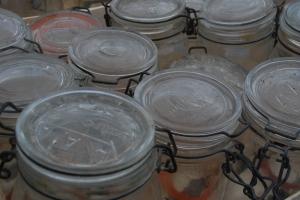 Confit Jars