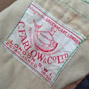 C Farlow & Co Ltd Greenheart Rod