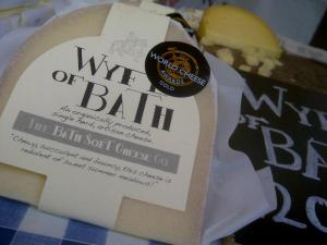 Wyfe Of Bath Cheese