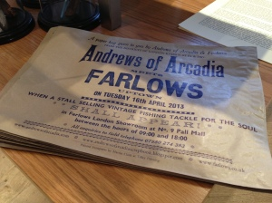 Andrews of Arcadia Uptown at Farlows