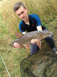 A Creek Barbel