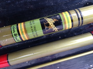 Allcocks Silver Wraith Float Rod