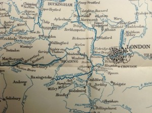 Waterways of the Home Counties