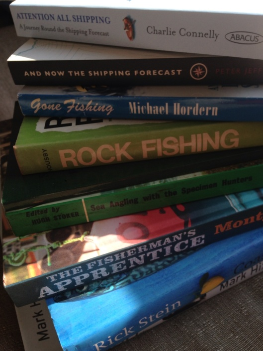 Words on fishing, a selection of books to read .