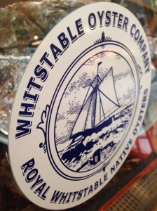 Whitstable Oyster Company, run by the Green family.